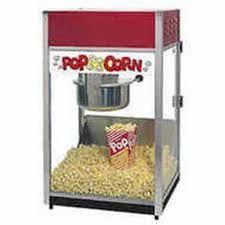 Pop Corn Machine Day or Overnight Hire $140 #PopcornMachineHireMelbourne