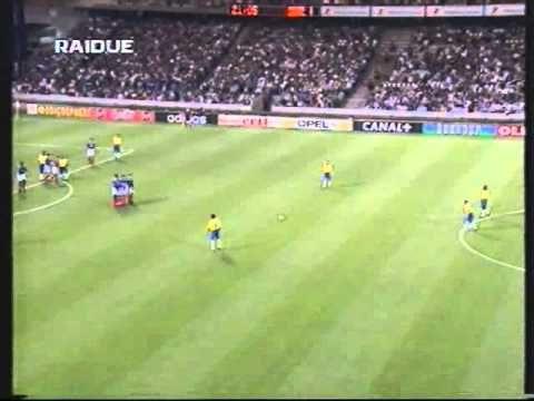 Roberto Carlos: Francia - Brasile (1997)