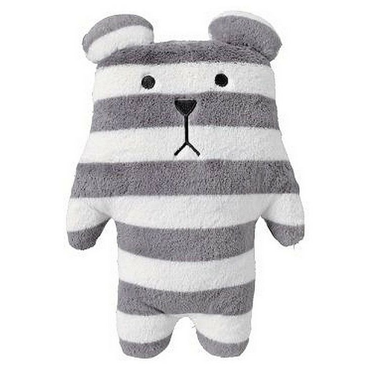 top3 by design - Craftholic - sloth junior body pillow grey