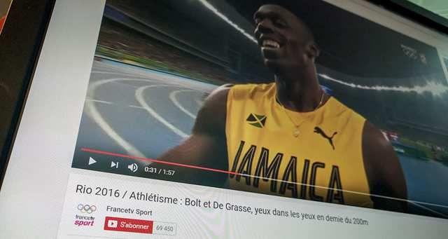 Le mobile et les réseaux sociaux, grands gagnants des Jeux Olympiques de Rio