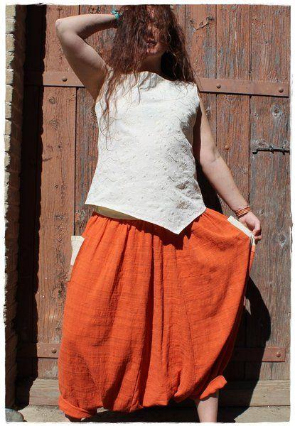 Ethnic Harem Women swadhisthana from Khoutûre Factory - dresses, tunics and harem pants by DaWanda.com