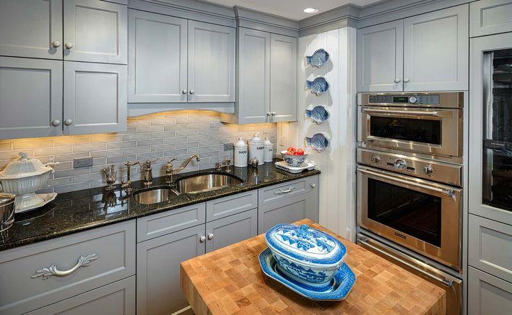 Hemingway Construction | Gallery of Kitchens | Working Kitchen