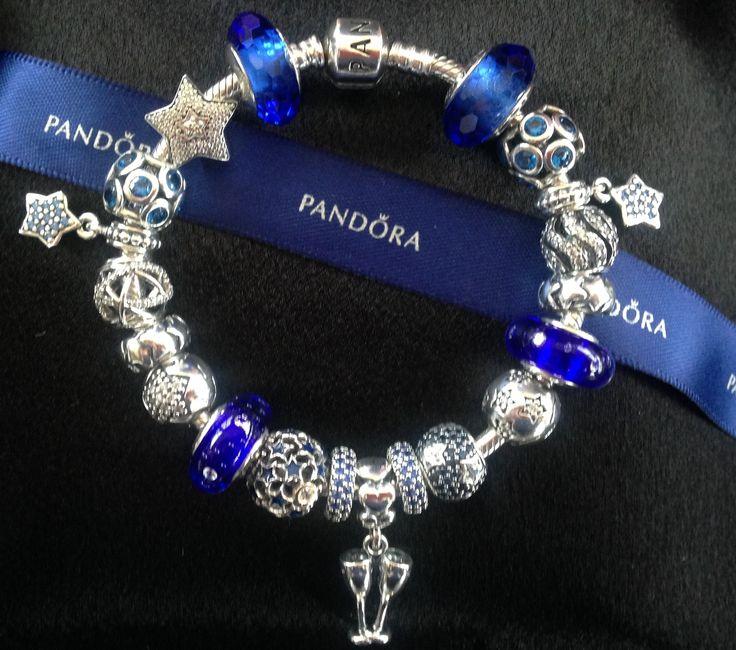 Pandora New Years Bracelet 2014. Happy New Year to All