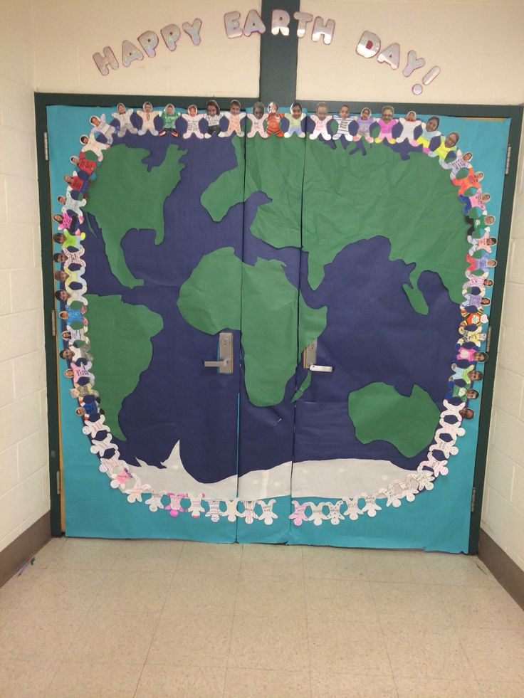 Earth Day Door Decorations Related Keywords Suggestions Earth