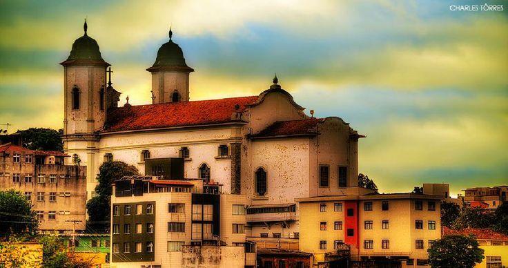 Conheça Minas-Bairro de Santa Teresa em BH