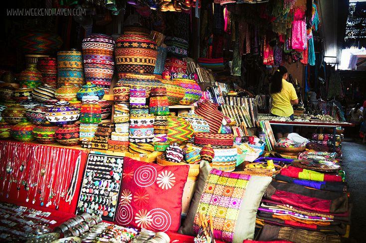 Ubud market, Bali.