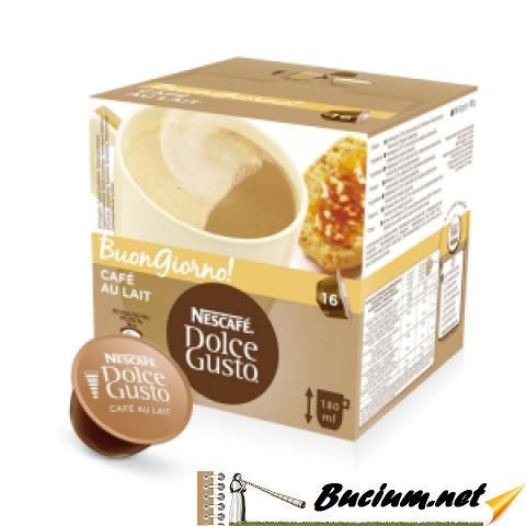 Dolce Gusto Cafe Au Lait (16 capsule) (Dolce Gusto)
