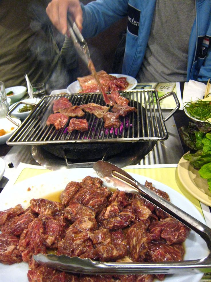 OMG 95 Korean BBQ Food Photos that will make you MELT!