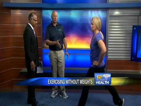 KM Fitness, Manasquan, NJ Interview with Dr. Derrick DeSilva on News 12 ...