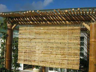 Bambushow: Pergolados