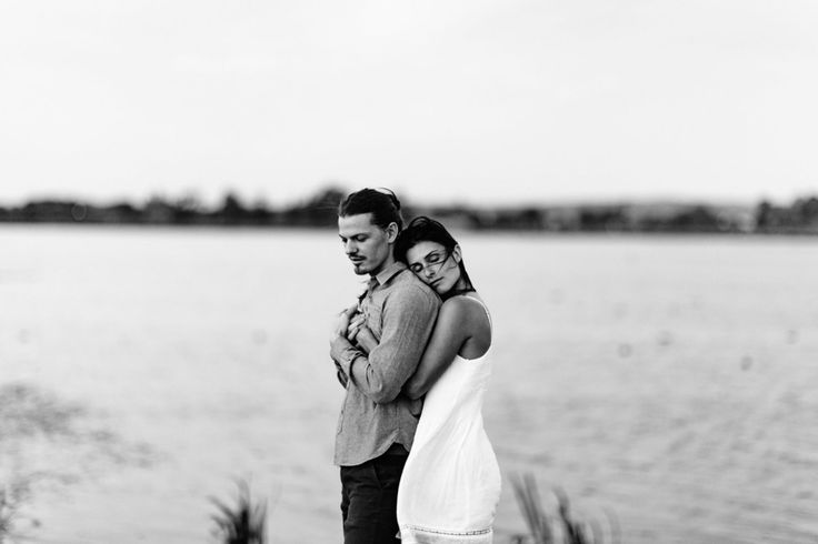 Featured on Nouba - Ballarat engagement shoot at Sweet Fern Fragrance Boutique - Pretty Flamingo Photography.