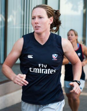 Tivy alumnus Jillion Potter will play at the USA Women's Rugby 7s tournament this weekend in Houston to help prepare her for an Olympic debut.