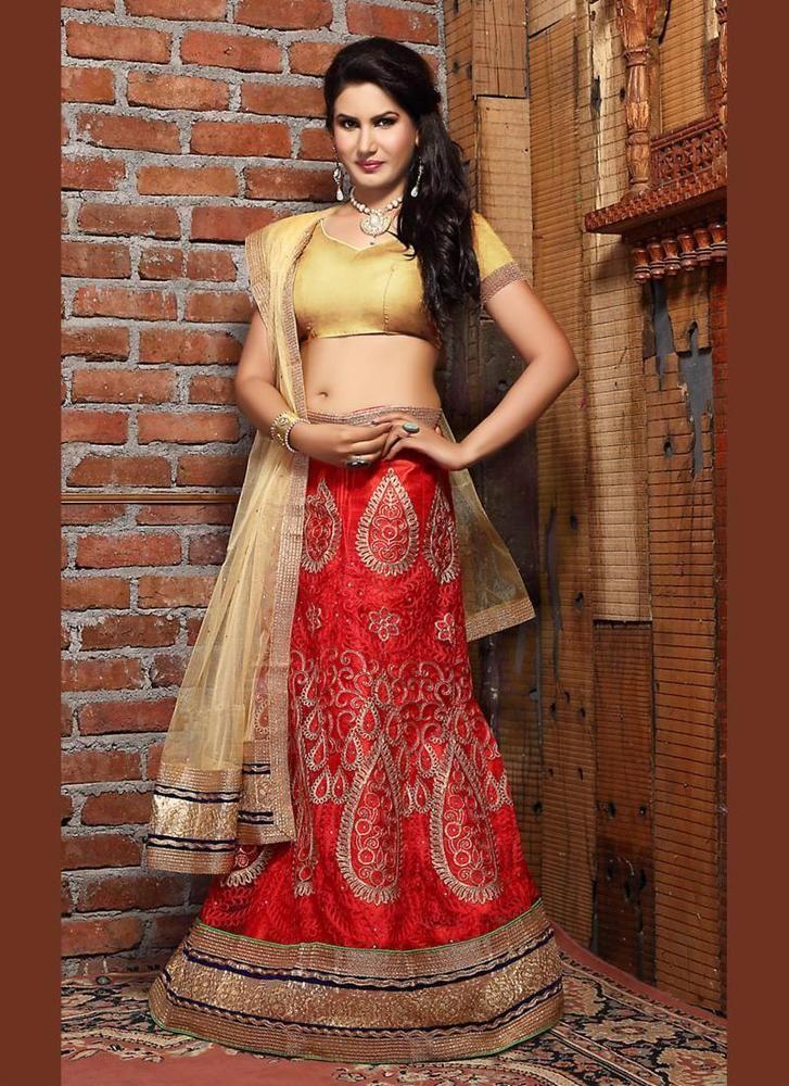 Bollywood Wedding Traditional wear Indian Lehenga Ethnic Bridal Pakistani Choli