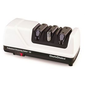 Chef'schoice White Electric Knife Sharpener 0130500