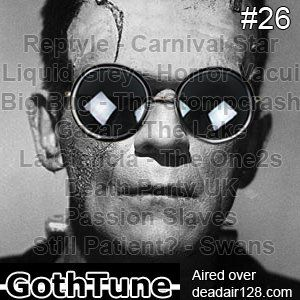 Welcome to another Gothtune, podcast 26. The host of dark rock from different parts of the world. The podcast that brings you the news from the Gothic world to post punk and darkwave. The aim is to play new music, within a year back in time.   http://www.mixcloud.com/gothtune/gothtune-podcast-26-2014/