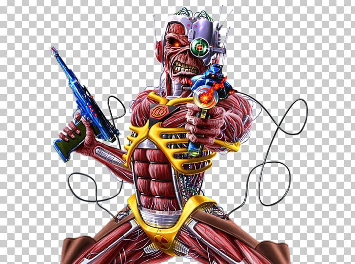 Somewhere In Time Eddie Iron Maiden Somewhere Back In Time Heavy Metal Png Action Figure Art Derek Riggs Eddie Essen Iron Maiden Eddie Iron Maiden Maiden