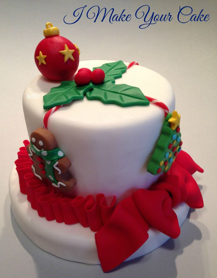 christmas cake ideas | Share