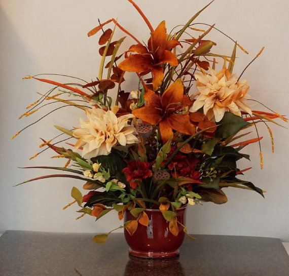 Fall Wedding Altar Arrangements: 534 Best Fall Or Thanksgiving Decorations Images On
