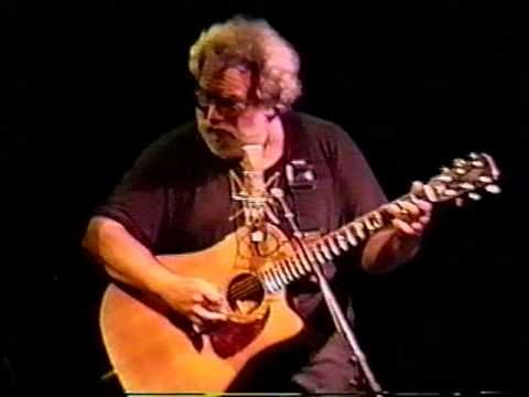 """Garcia and Grisman, """"Sitting Here In Limbo,"""" San Francisco, CA 5/11/1992"""