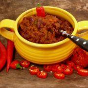 Sambal Ajam Goreng Kalasan (een sambal voor de gebakken kip)
