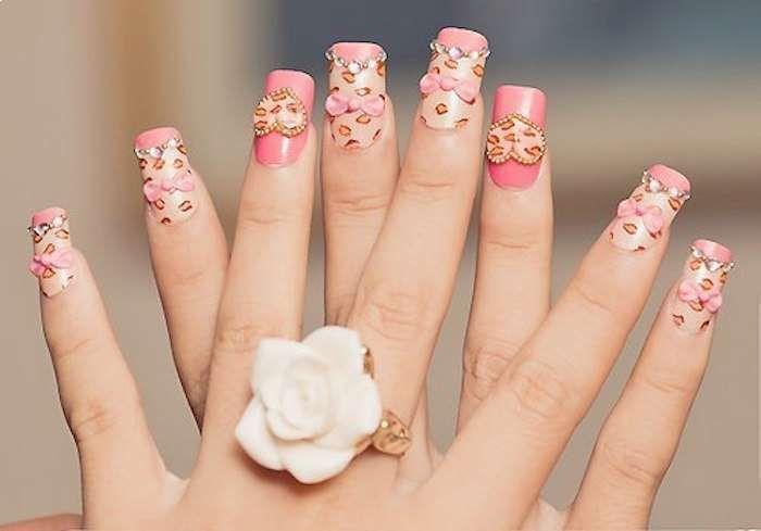 Unghie da sposa 2016 - Nail art originali per matrimonio 2016