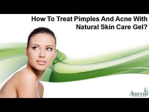 You can find how to treat pimples and acne at http://www.ayurvedresearch.com/aloe-vera-moisturizing-gel-for-skin-care.htm  Dear friend, in this video we are going to discuss about how to treat pimples and acne. Aloe Vera Gel is the best natural skin care product to treat pimples and acne and improve skin glow and fairness effectively.  Facebook : https://www.facebook.com/ayurvedresearch Twitter : https://twitter.com/ayurvedresearch Google+ : https://plus.google.com/+ayurvedresearchfoundation