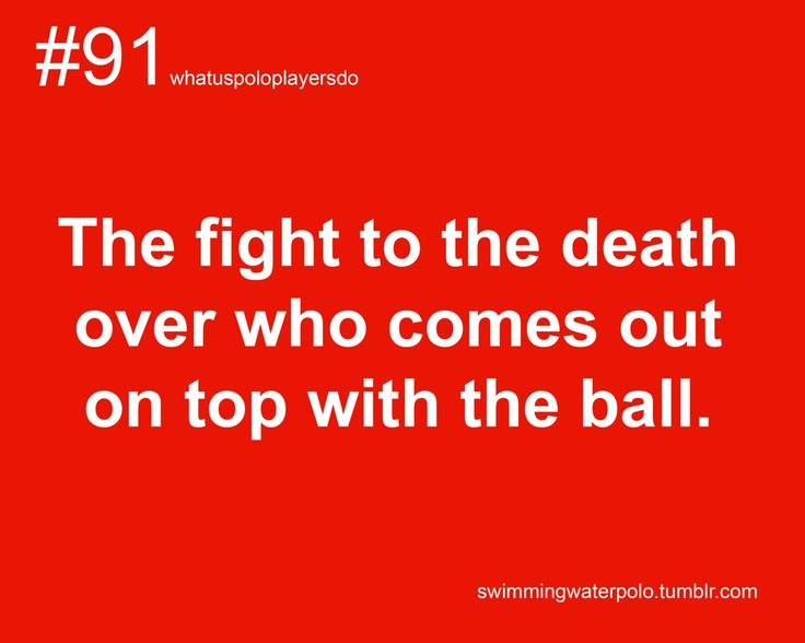 who comes out on top. The goalie always wins because no one can kick a ball if the goalie has their hand on it! ha