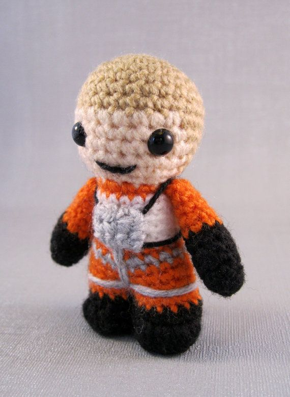 PDFs of 5 Star Wars Mini Amigurumi Patterns by ...