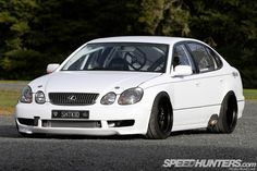 The 1000hp 4-rotor, Turbo, Nitrous, Lexus Gs300