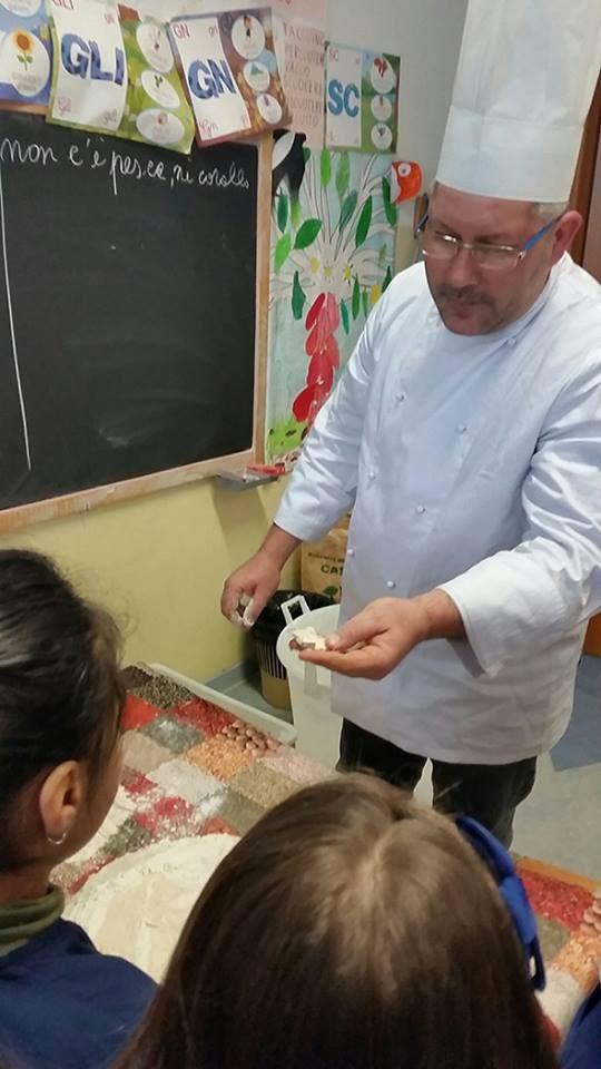 15/4/2016. Scuolartigiana. I segreti del Pane Toscano Dop raccontati dal Panificio Menchetti