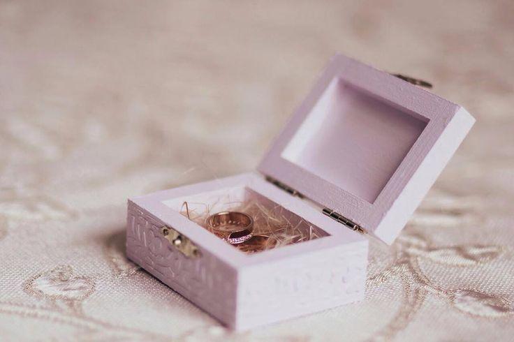 Свадебные шкатулки для колец ♥ Душевные подарки ♥ Шкатулки ♥ box for rings wedding