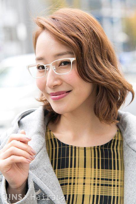 2014.12.22 磯村 愛梨沙さん ホワイト×メタルの個性的な組み合わせ♡ JINS SNAP https://www.jins-snap.com/snap/?id=U20141211125630 #磯村愛梨沙 #Arisa_Isomura #girl_with_glasses #woman_with_glasses