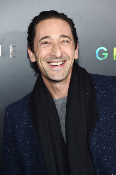"""Adrien Brody Photos - Adrien Brody attends the """"Ghost In The Shell"""" premiere hosted by Paramount Pictures & DreamWorks Pictures at AMC Lincoln Square Theater on March 29, 2017 in New York City. - Paramount Pictures & DreamWorks Pictures Host The Premiere Of """"Ghost In The Shell"""" - Arrivals"""