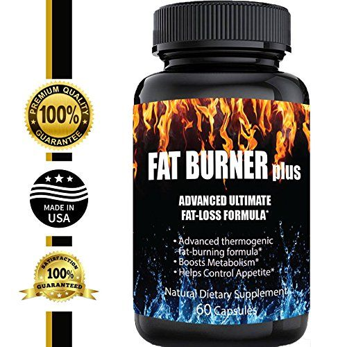EXCLUSIVE BURN BELLY FAT PILLS, BELLY FAT BURNER, Fat Burners for WOMEN and MEN, ADVANCED THERMOGENIC FAT LOSS FORMULA, with RASPBERRY KETONES, CAFFEIN, GREEN TEA EXTRACT, Fat Loss Supplement