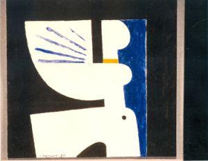 Angeliki Sphinx, 1987 af Yannis Morali