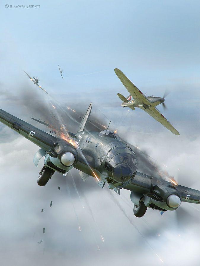 Battle of Britain Combat Archive Vol. 3 - 9th August on Behance