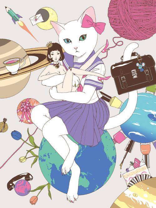 Cat Nurse - Yusuke Nakamura