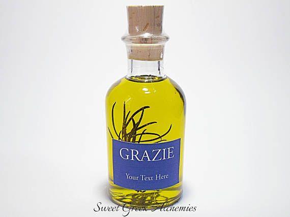 25 pcs Italian Style Olive Oil Favors 70ml/ 2.4oz Olive Oil