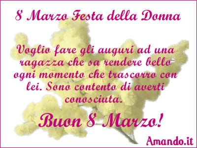 Cartolina per la festa della donna, per inviarla andare alla pagina http://www.amando.it/cartoline/compose.php?imageid=274