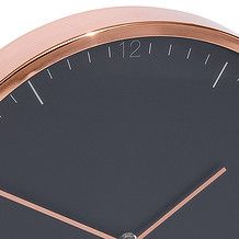 Lisa T Rock Couture Rose Gold Clock