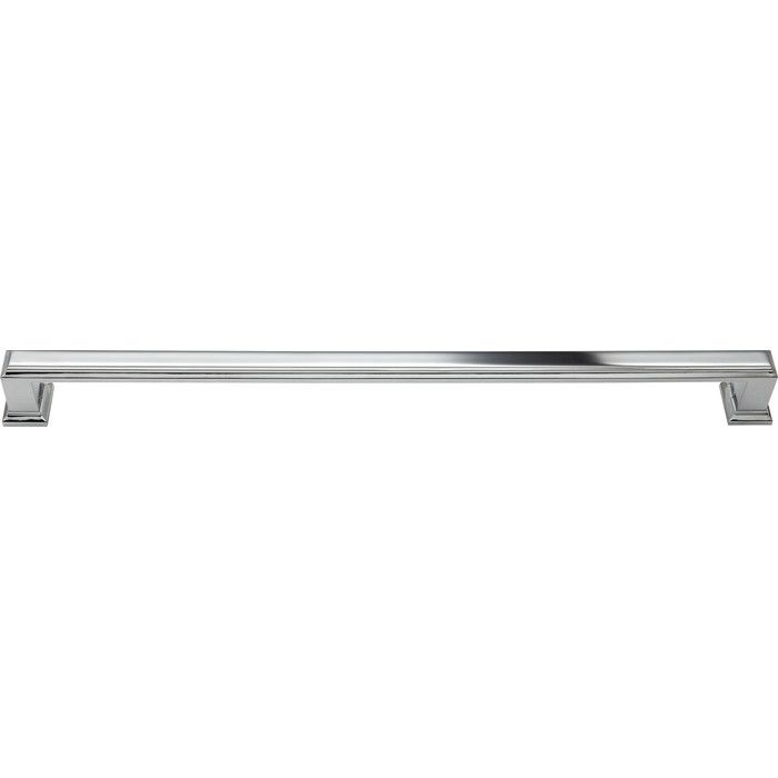 "Atlas Homewares Sutton Place 11 1/3"" Center Appliance Pull & Reviews 