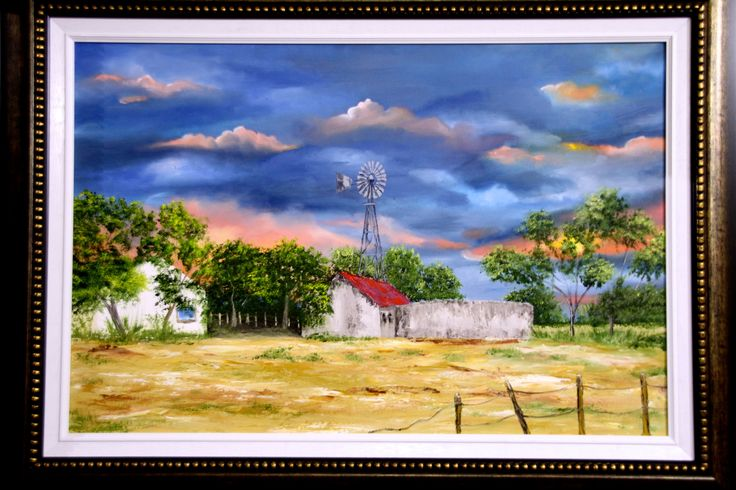 #Farmhouse Artist: Desire Hanekom