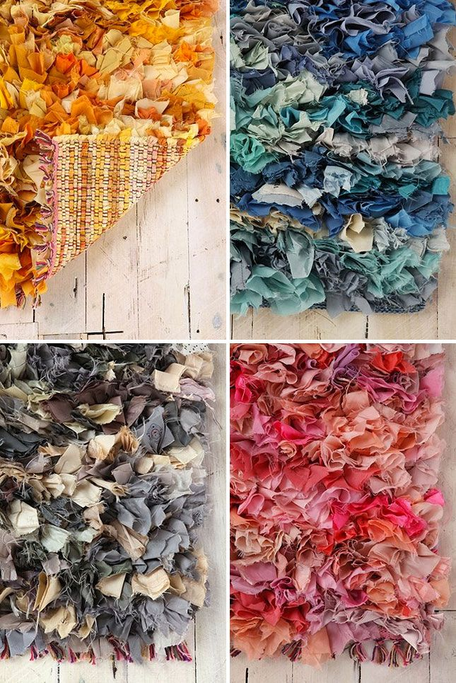 Shag Rug | 25 Pretty Rugs