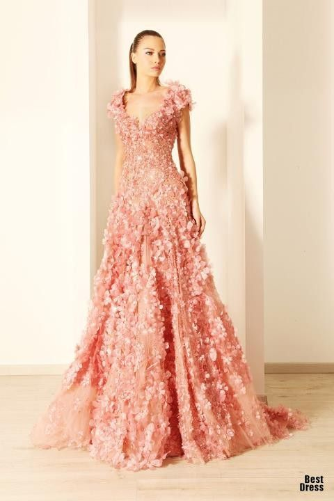 Rami Kadi 2012Evening Dresses, Ball Gowns, Hands Made, Dresses Collection, Evening Gowns, Spring Collection, Spinning Hole, Swarovski Crystals, Haute Couture