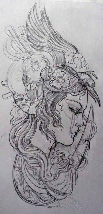 Sketch by Emily Rose Murray