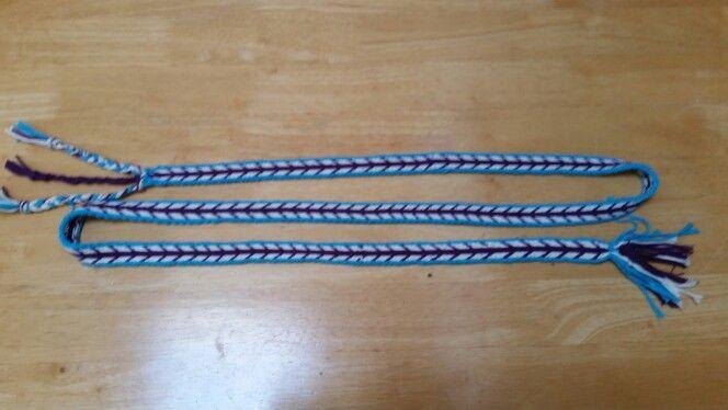 1st tablet weave