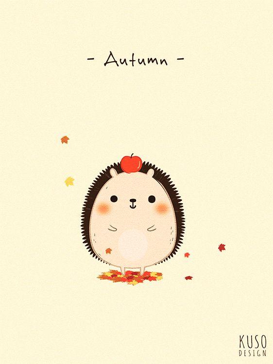 Autumn by kusodesign.deviantart.com on @deviantART