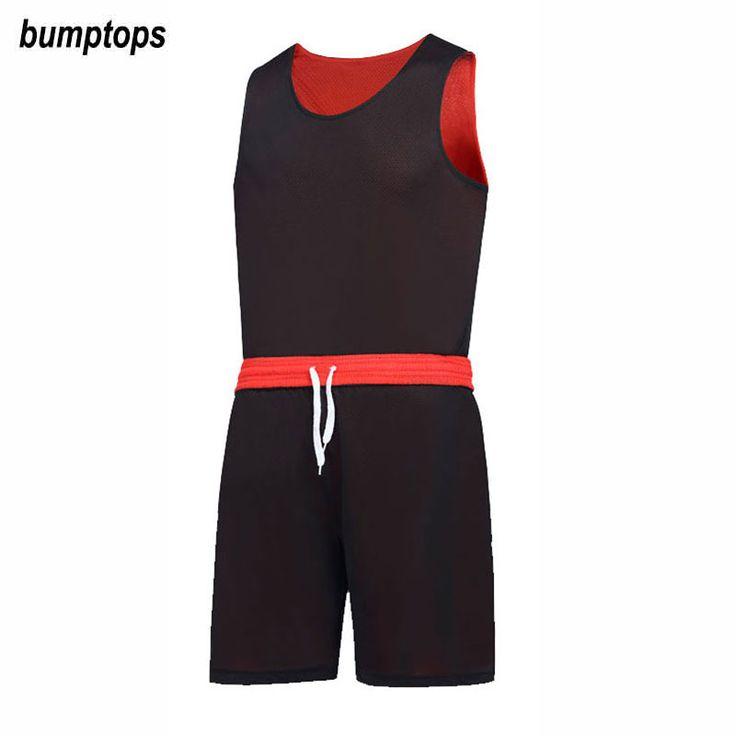 Men Custom Basketball Training Jerseys Basket Homme DIY Adult Jersey Shorts Uniform Anti-Pilling Camiseta de Baloncesto  #Affiliate