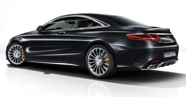 Das Mercedes-Benz Classe S Coupe 2015 ist ein preisgünstiger und preisgünstige…