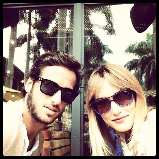 Alba Carrillo y Feliciano López, románticas vacaciones en Miami